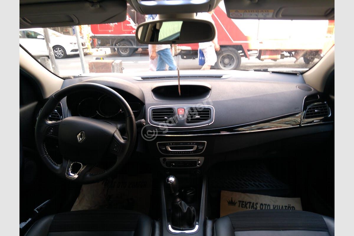 Renault Fluence Bayrampaşa Kiralık Araç 4. Fotoğraf