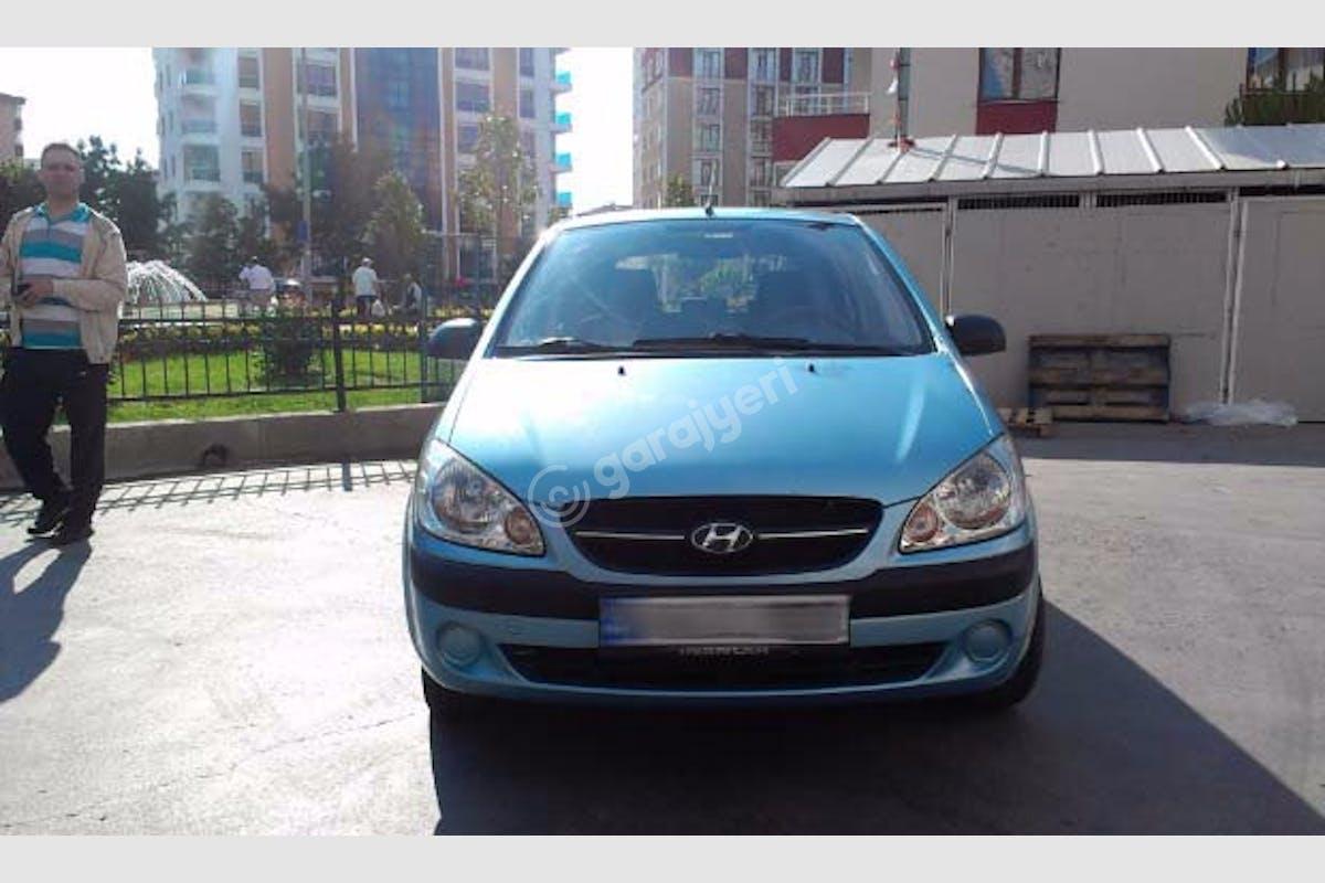Hyundai Getz Kartal Kiralık Araç 1. Fotoğraf