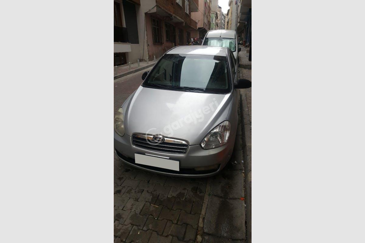 Hyundai Accent Era Kağıthane Kiralık Araç 4. Fotoğraf