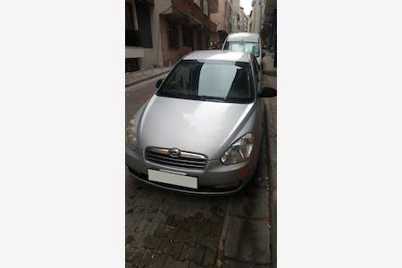 Kiralık Hyundai Accent Era 2011 , İstanbul Kağıthane