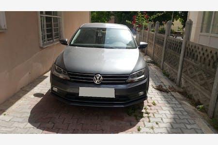 Kiralık Volkswagen Jetta 2017 , Kırklareli Vize