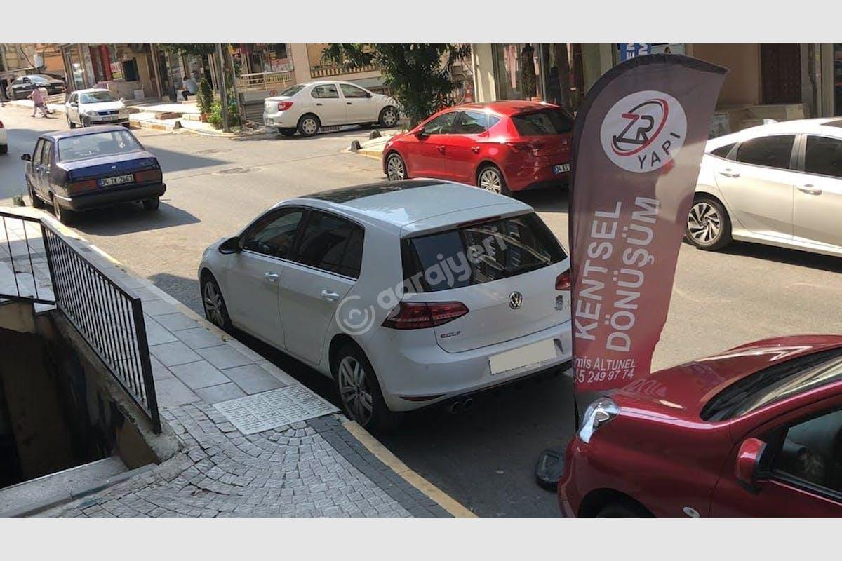 Volkswagen Golf Küçükçekmece Kiralık Araç 2. Fotoğraf