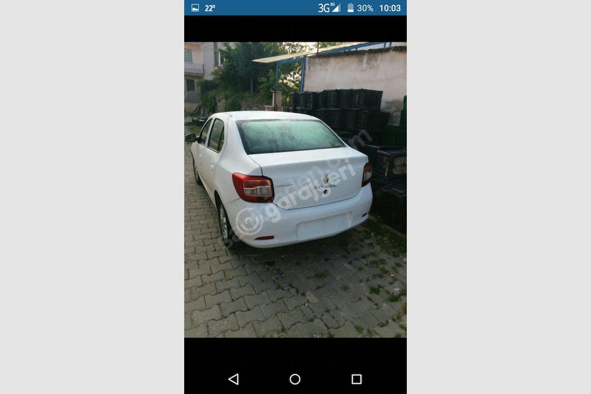 Renault Symbol İnegöl Kiralık Araç 3. Fotoğraf