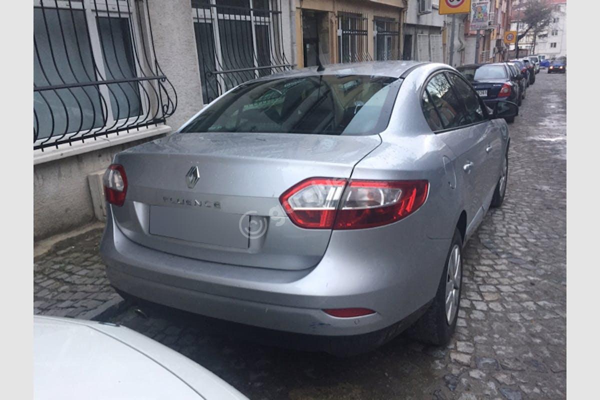 Renault Fluence Kartal Kiralık Araç 3. Fotoğraf