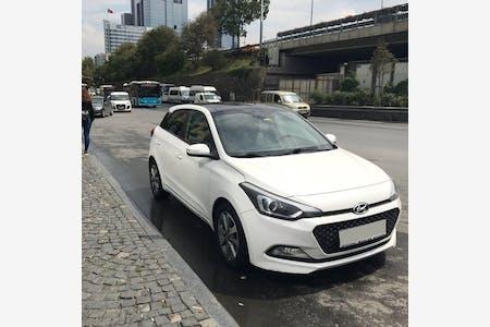 Kiralık Hyundai i20 2015 , İstanbul Şişli