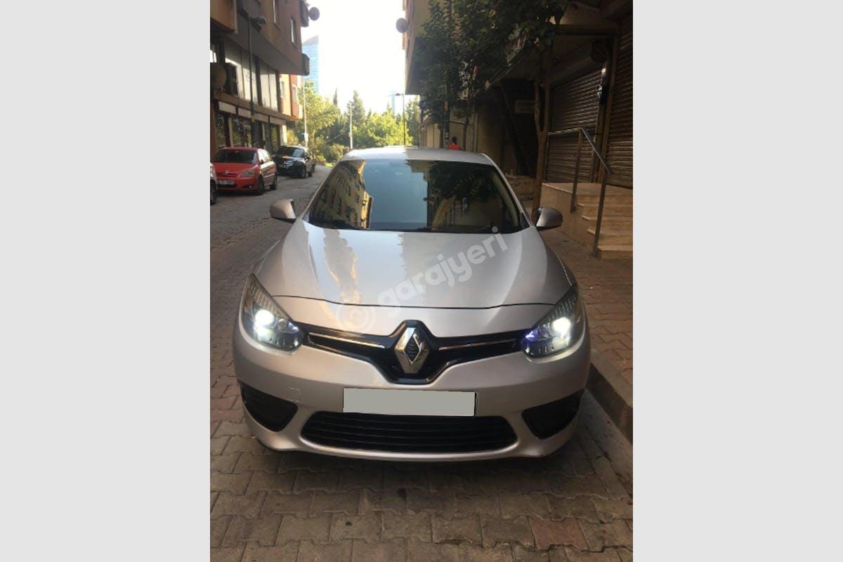Renault Fluence Beşiktaş Kiralık Araç 1. Fotoğraf