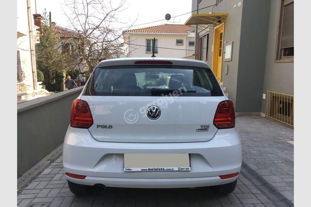 Volkswagen Polo Sarıyer Kiralık Araç 6. Fotoğraf