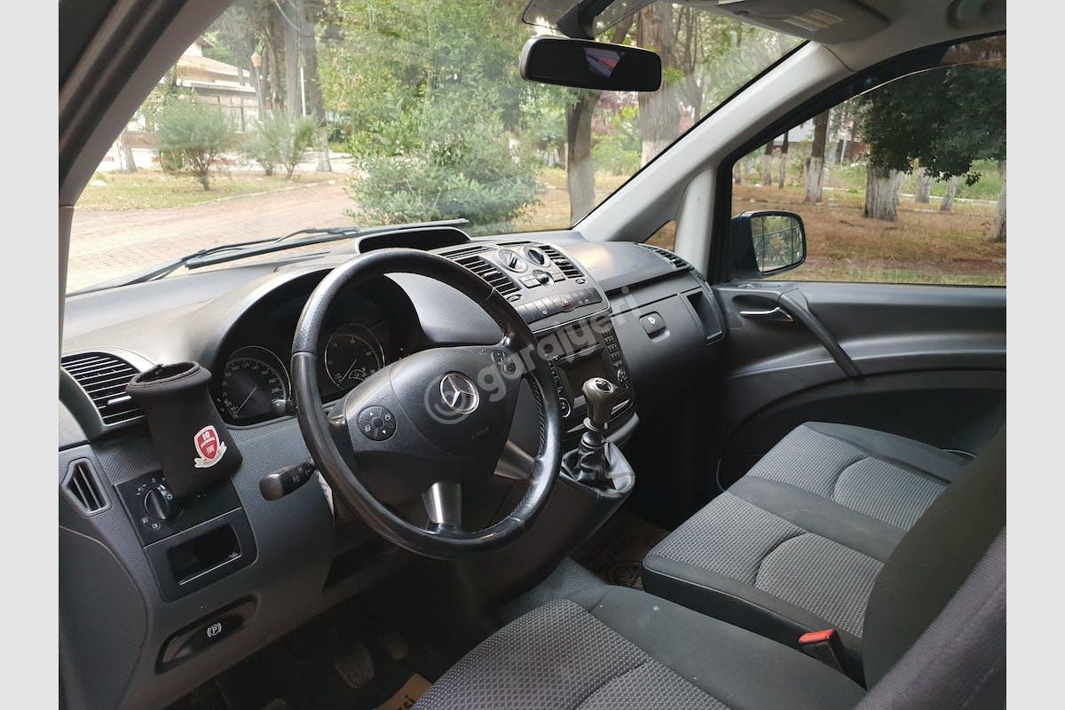 Mercedes - Benz Vito Kadıköy Kiralık Araç 10. Fotoğraf