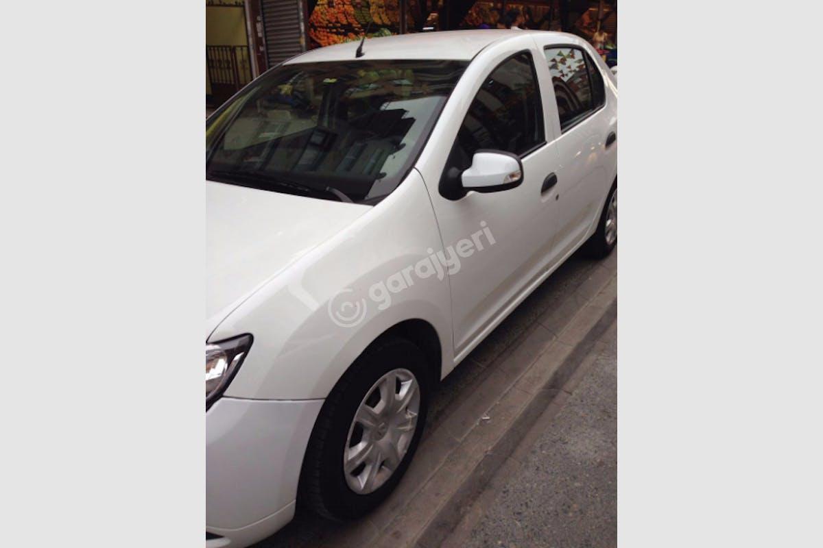 Renault Symbol Bahçelievler Kiralık Araç 3. Fotoğraf