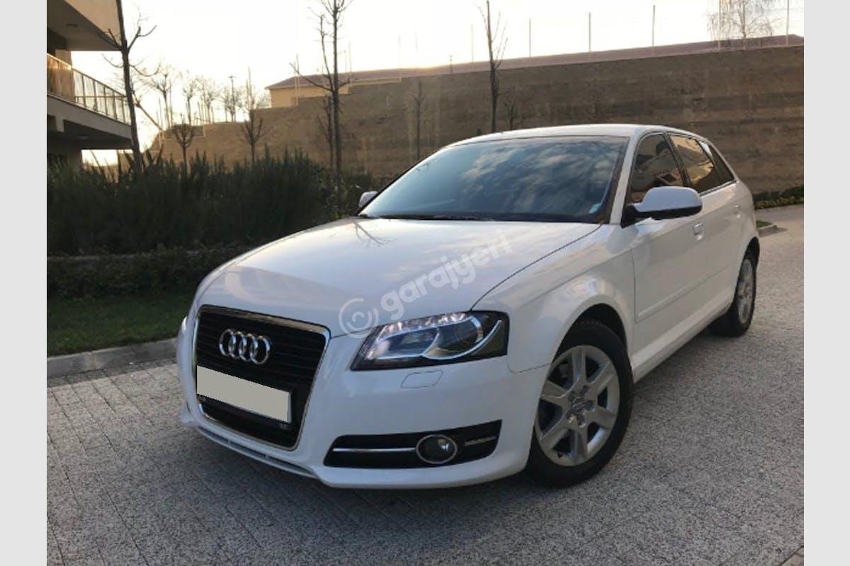 Audi A3 Başakşehir Kiralık Araç 4. Fotoğraf