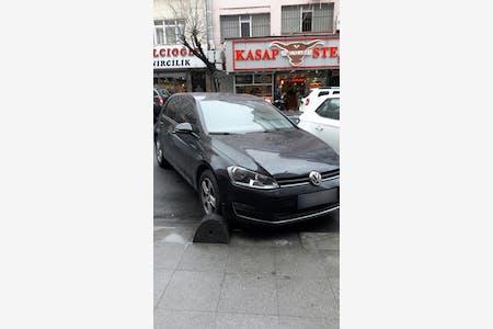 Kiralık Volkswagen Golf , İstanbul Şişli