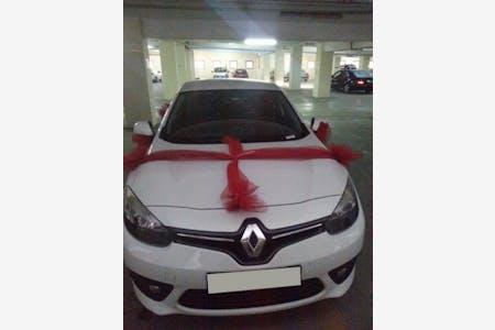 Kiralık Renault Fluence 2015 , İzmir Konak