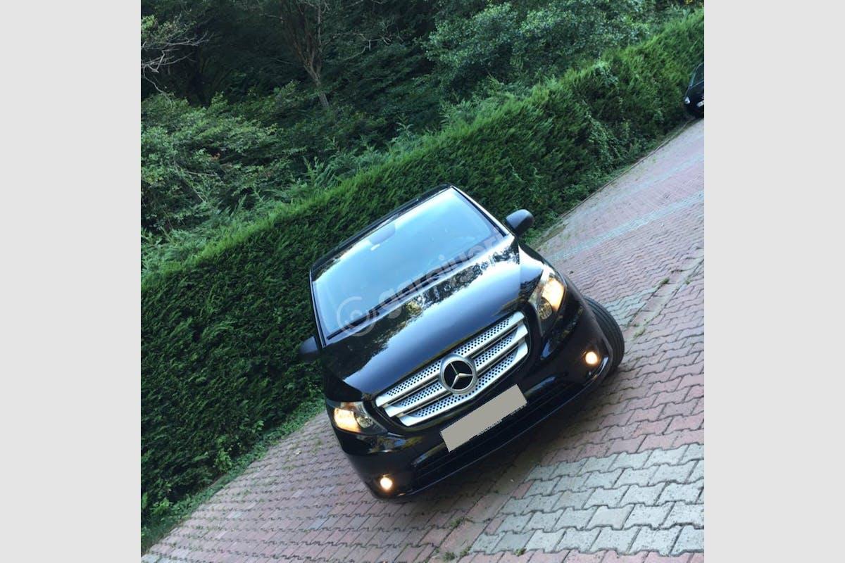 Mercedes - Benz Vito Ümraniye Kiralık Araç 2. Fotoğraf