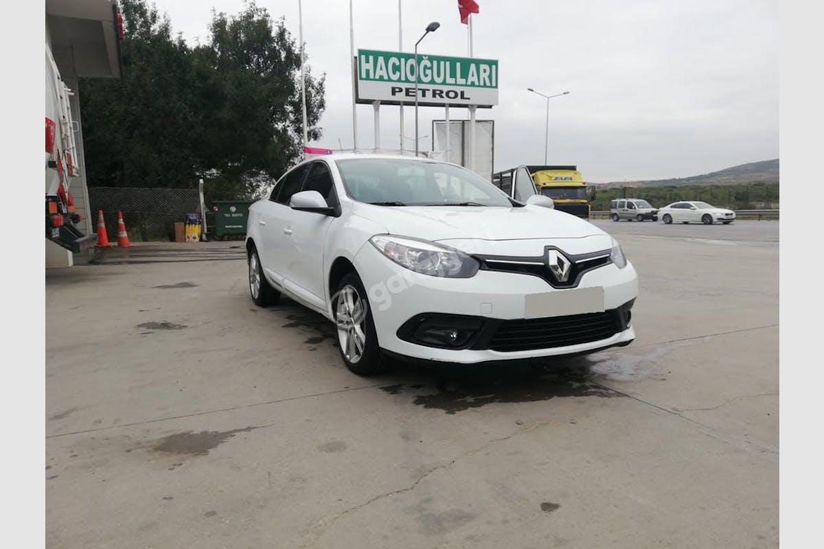 Renault Fluence Tuzla Kiralık Araç 3. Fotoğraf