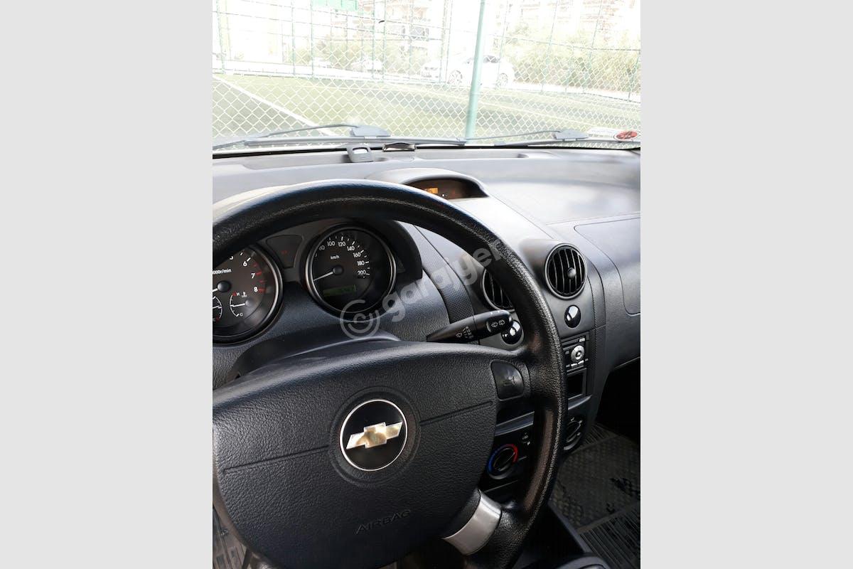 Chevrolet Aveo Yeşilyurt Kiralık Araç 2. Fotoğraf