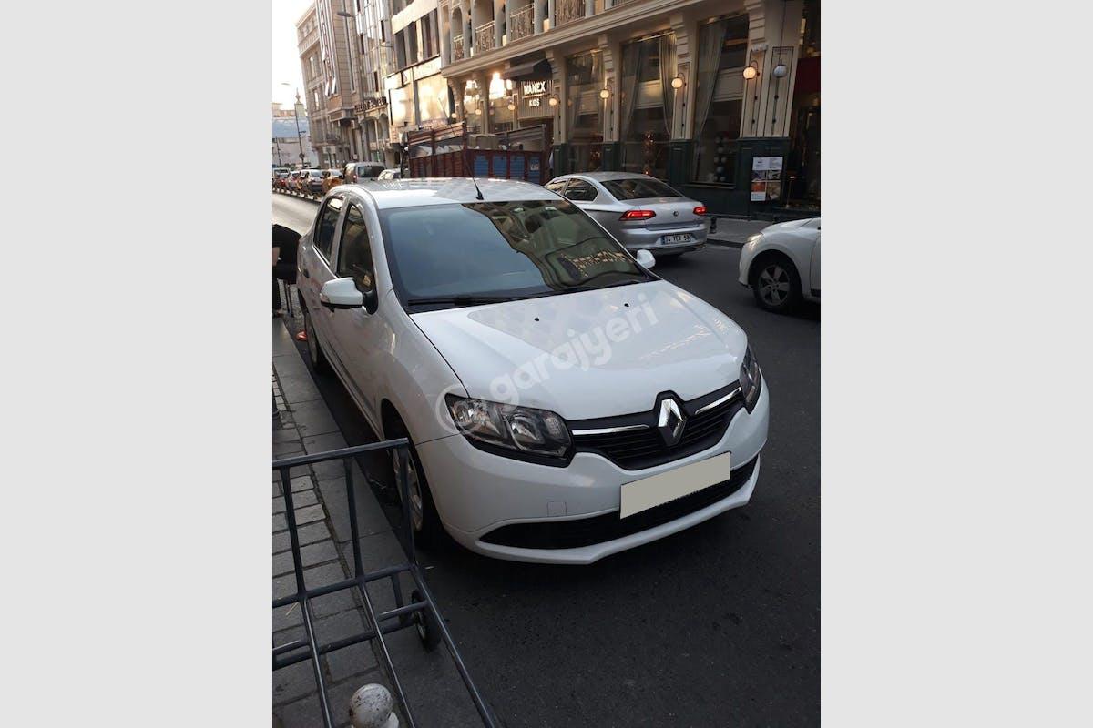 Renault Symbol Avcılar Kiralık Araç 1. Fotoğraf