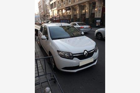 Kiralık Renault Symbol 2016 , İstanbul Avcılar