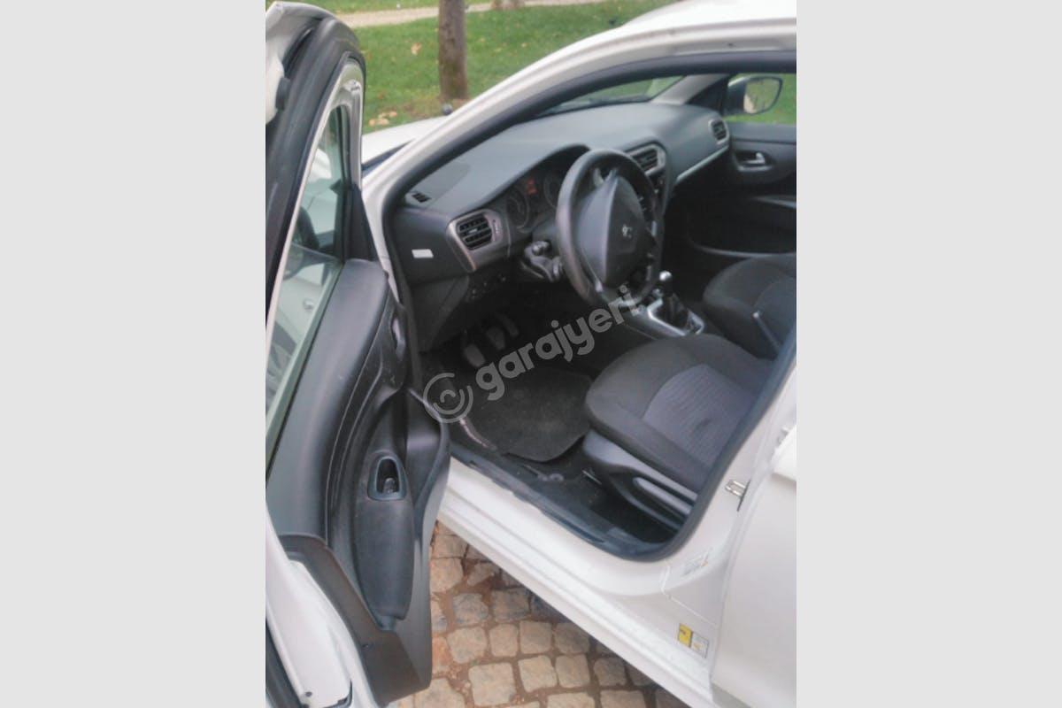 Peugeot 301 Beykoz Kiralık Araç 7. Fotoğraf