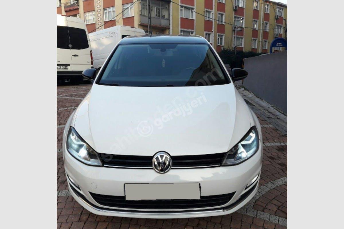 Volkswagen Golf Esenyurt Kiralık Araç 2. Fotoğraf