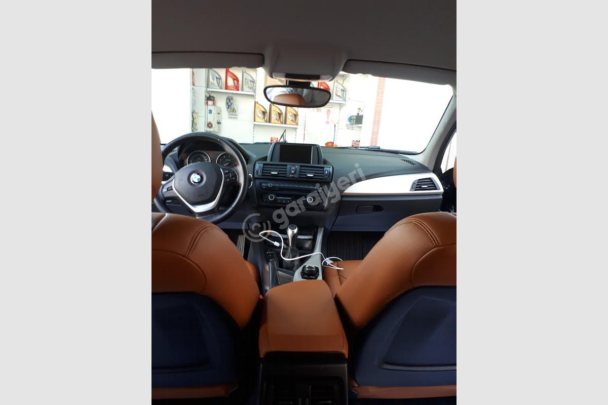 BMW 1 Beyoğlu Kiralık Araç 10. Fotoğraf