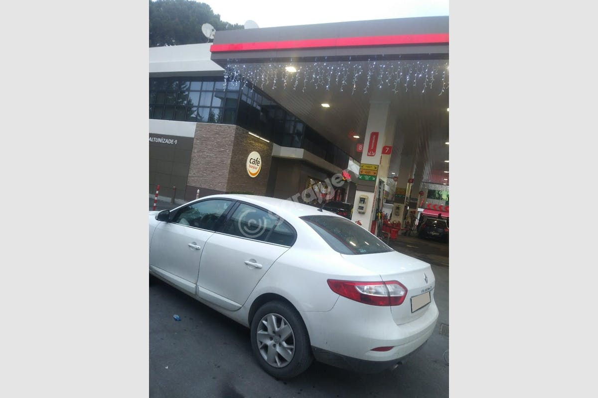 Renault Fluence Ataşehir Kiralık Araç 2. Fotoğraf