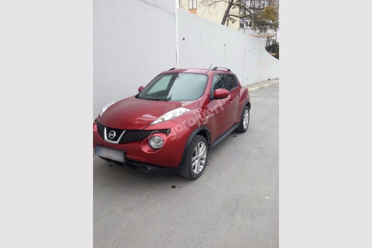 Nissan Juke Kadıköy Kiralık Araç 1. Fotoğraf
