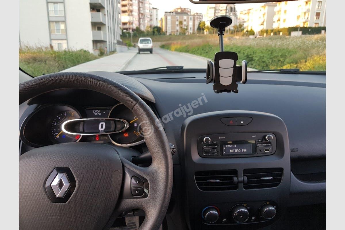 Renault Clio Büyükçekmece Kiralık Araç 5. Fotoğraf
