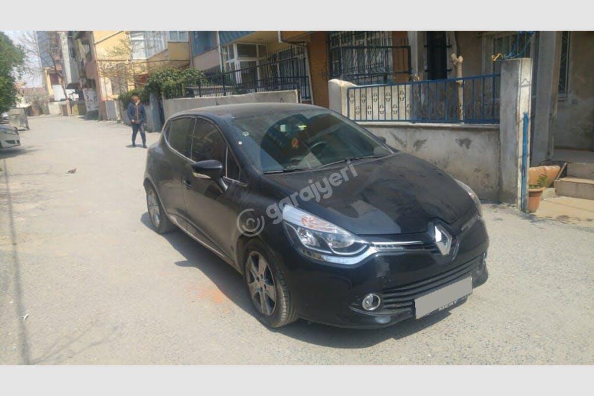 Renault Clio Kadıköy Kiralık Araç 1. Fotoğraf