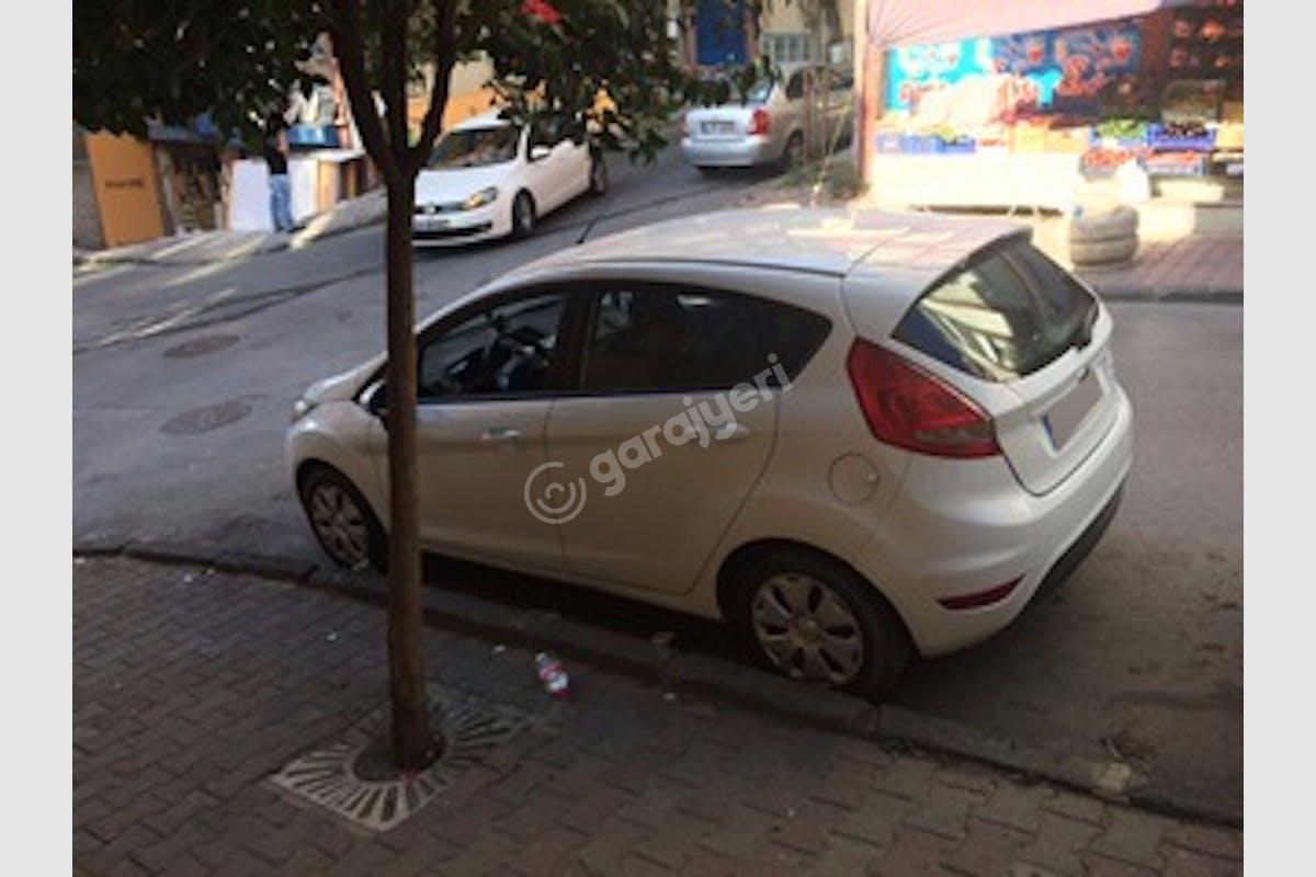 Ford Fiesta Bayrampaşa Kiralık Araç 3. Fotoğraf