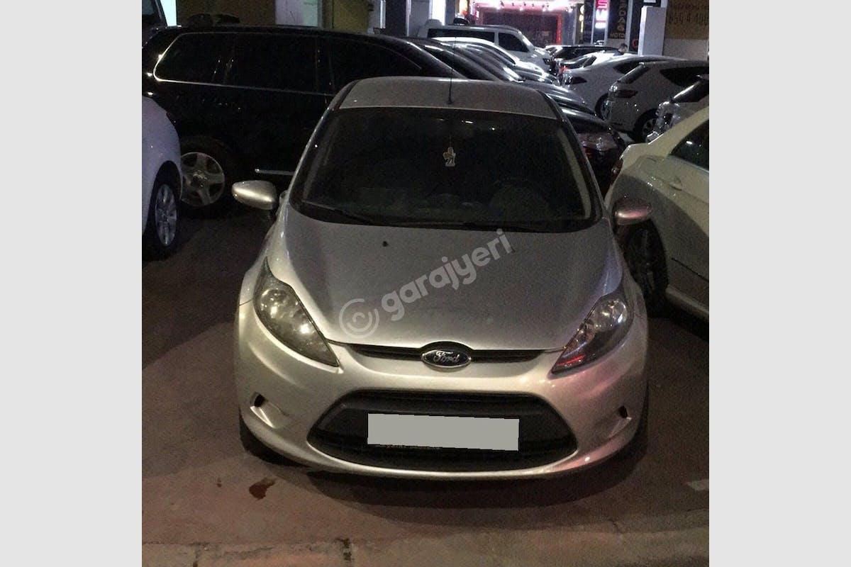 Ford Fiesta Ümraniye Kiralık Araç 1. Fotoğraf