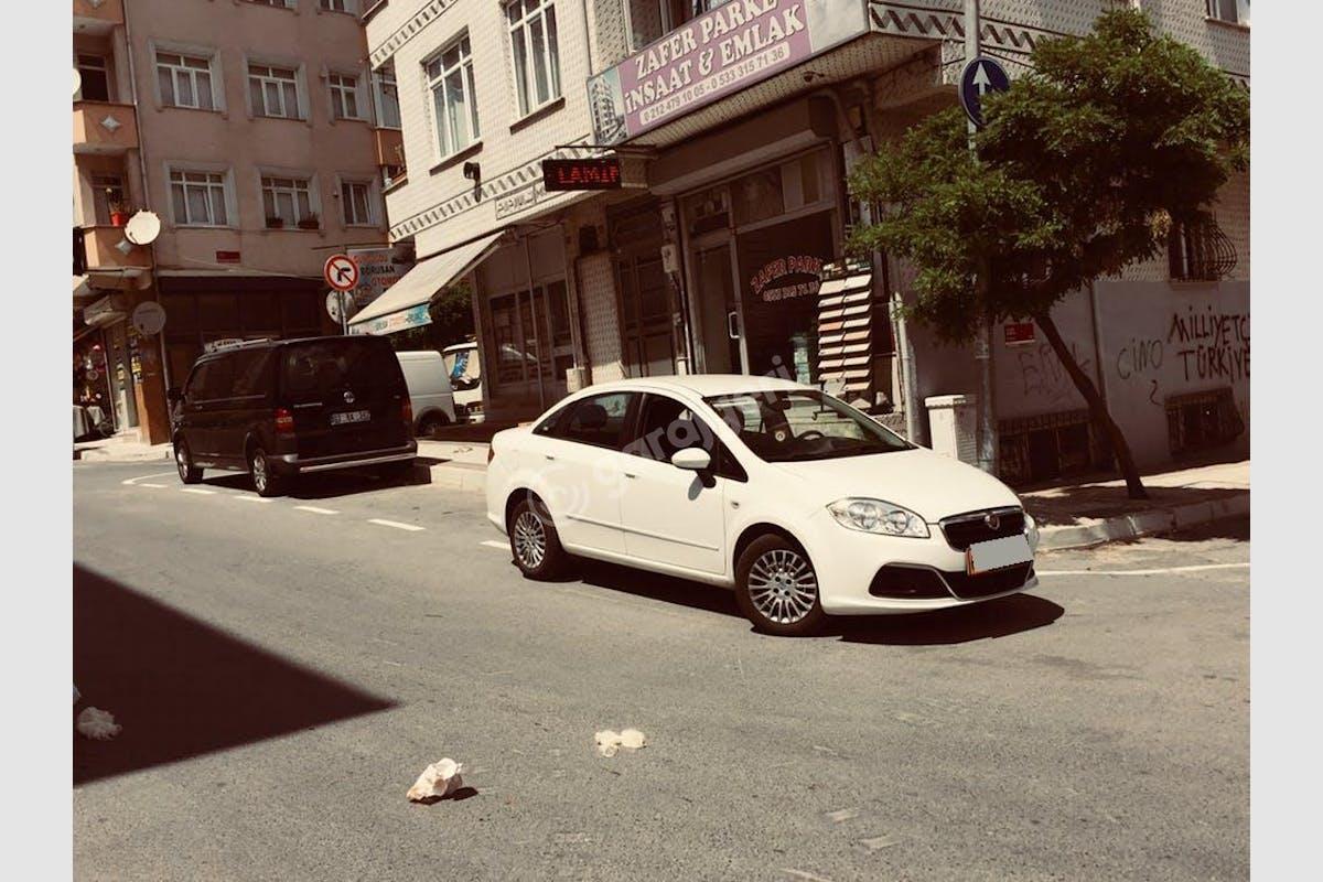 Fiat Linea Gaziosmanpaşa Kiralık Araç 3. Fotoğraf