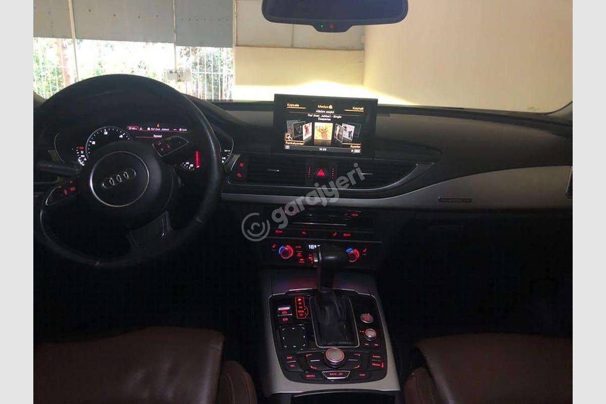 Audi A7 Altındağ Kiralık Araç 2. Fotoğraf