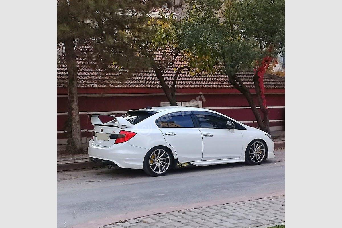 Honda Civic Yenimahalle Kiralık Araç 3. Fotoğraf
