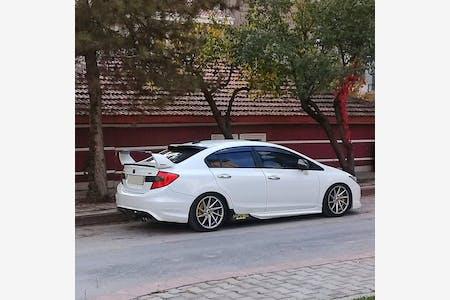 Kiralık Honda Civic 2013 , Ankara Yenimahalle