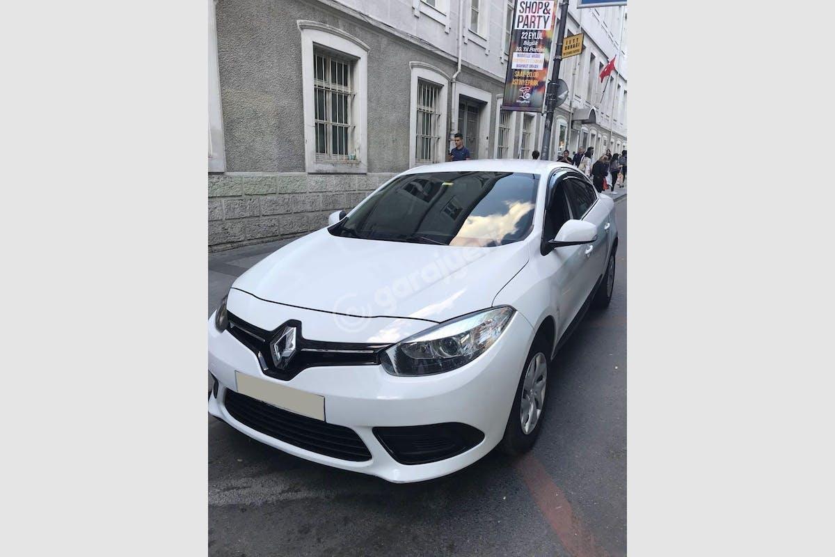 Renault Fluence Maltepe Kiralık Araç 2. Fotoğraf
