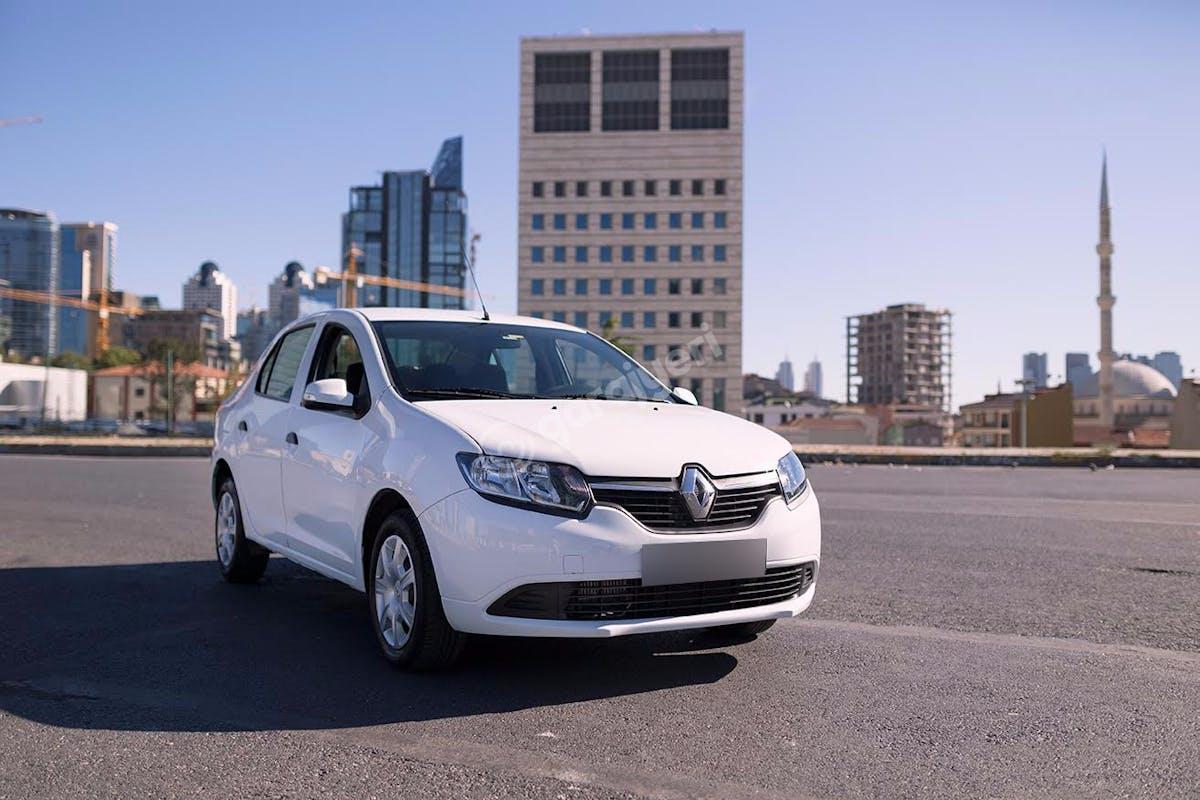 Renault Symbol Şişli Kiralık Araç 4. Fotoğraf