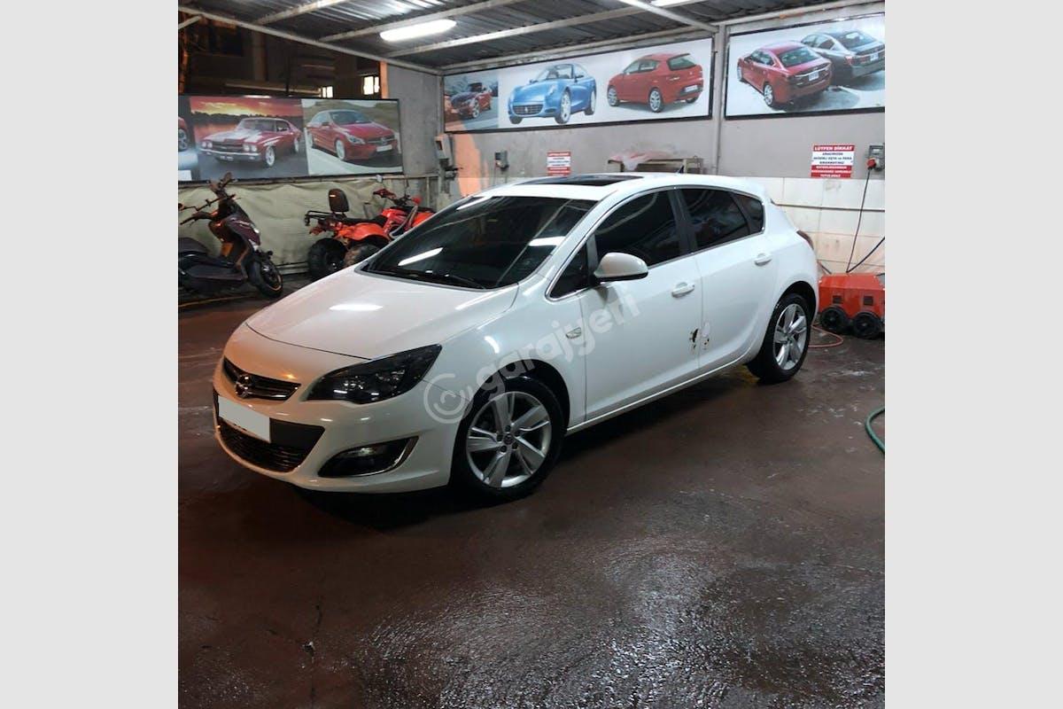 Opel Astra Avcılar Kiralık Araç 4. Fotoğraf