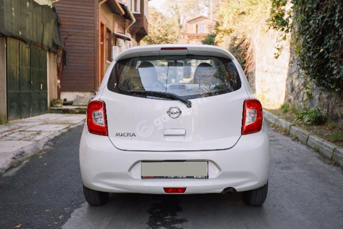 Nissan Micra Üsküdar Kiralık Araç 4. Fotoğraf