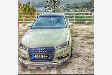 Kiralık Audi A3 Sedan , Trabzon Ortahisar