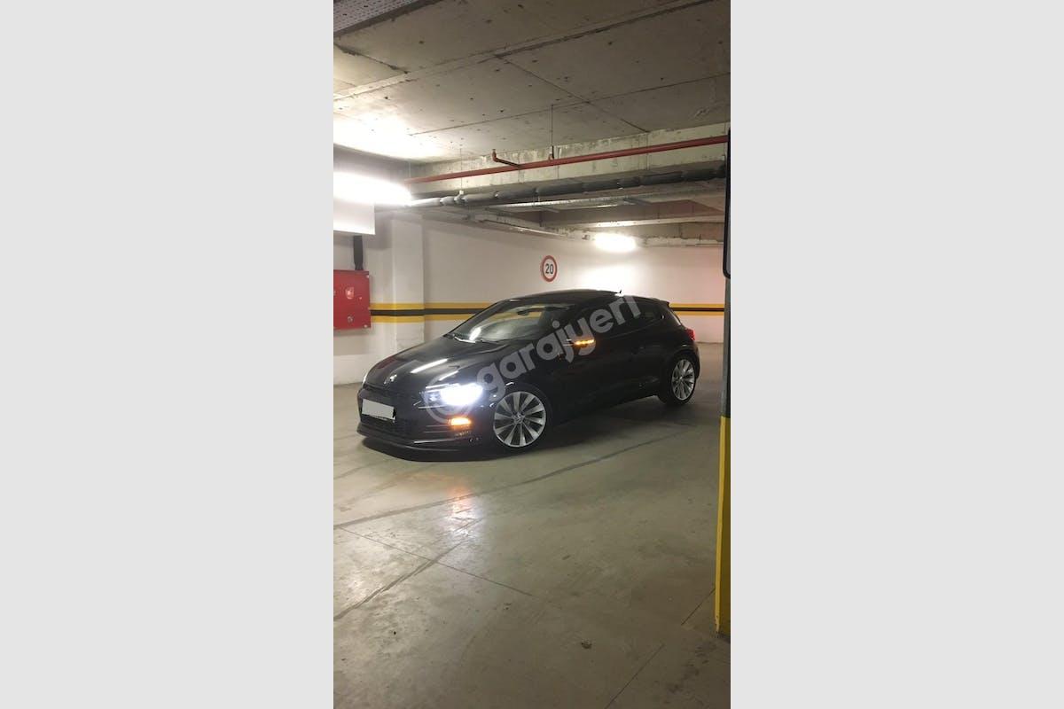 Volkswagen Scirocco Melikgazi Kiralık Araç 2. Fotoğraf