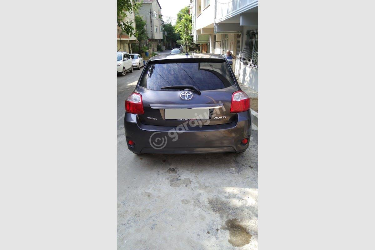 Toyota Auris Sarıyer Kiralık Araç 4. Fotoğraf