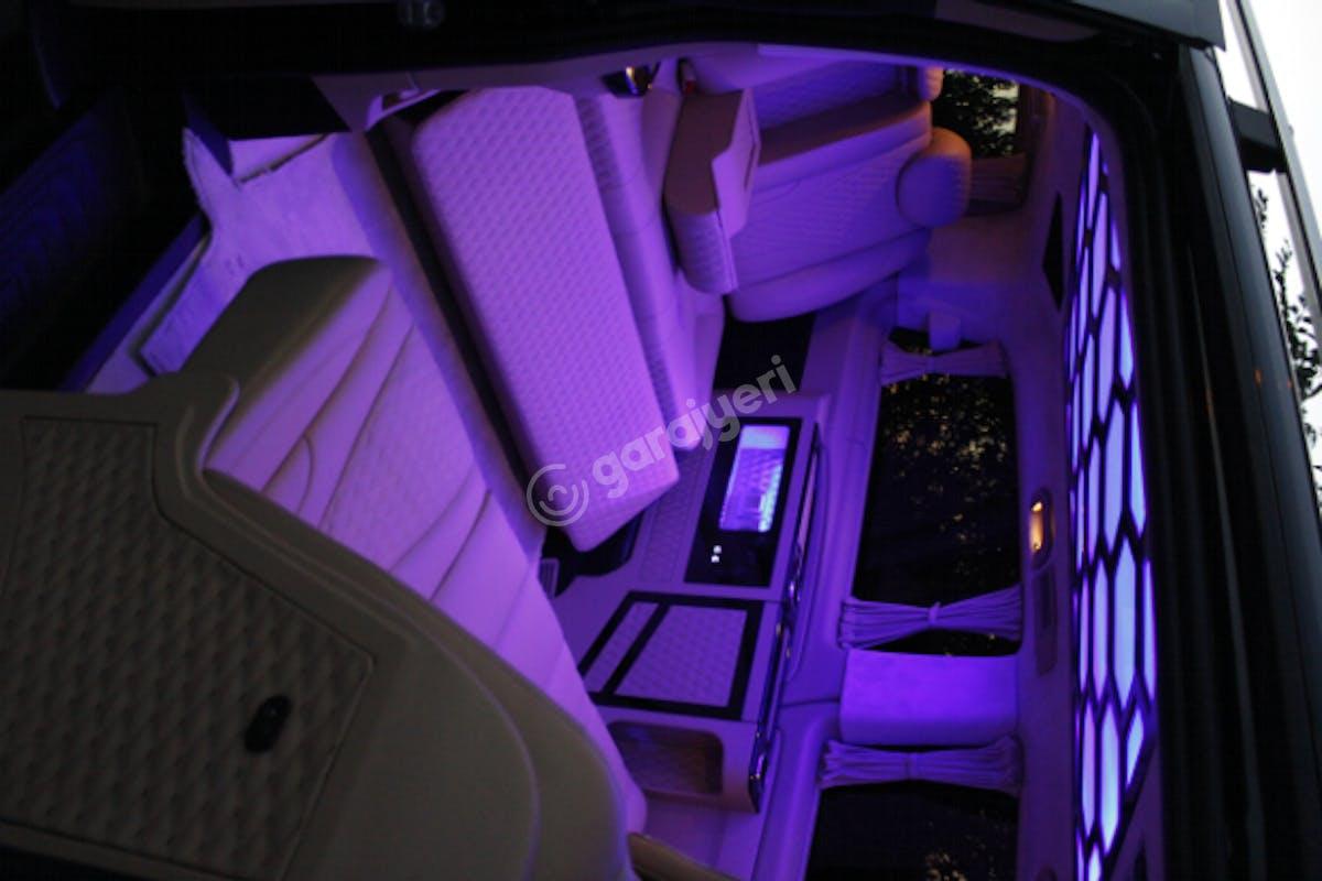 Mercedes - Benz Vito Şişli Kiralık Araç 7. Fotoğraf