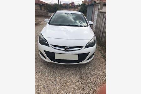Kiralık Opel Astra Sedan 2014 , Muğla Bodrum