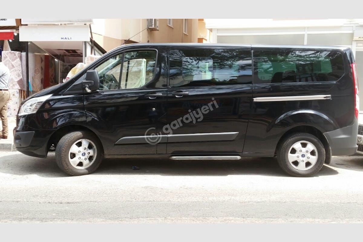 Ford Tourneo Custom Beykoz Kiralık Araç 6. Fotoğraf