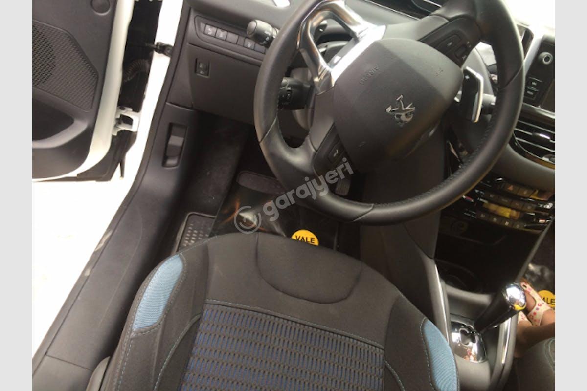Peugeot 208 Nilüfer Kiralık Araç 2. Fotoğraf