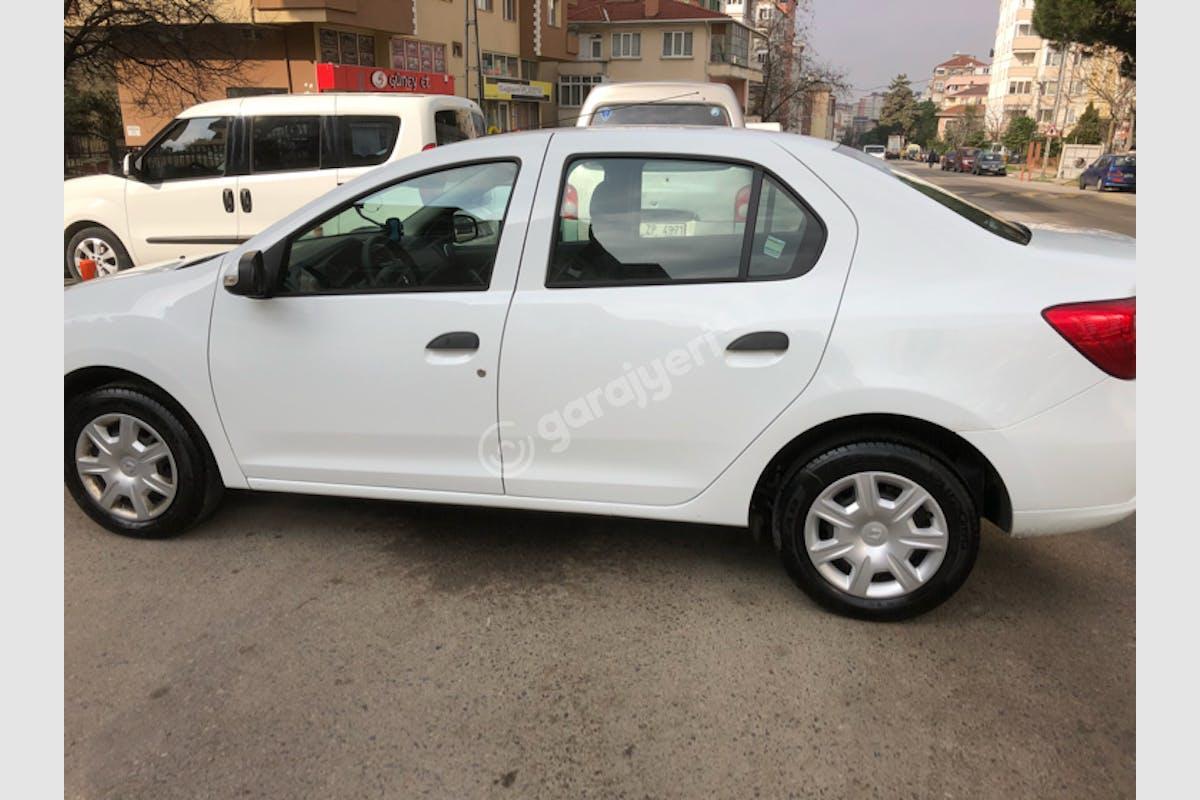 Renault Symbol Maltepe Kiralık Araç 3. Fotoğraf