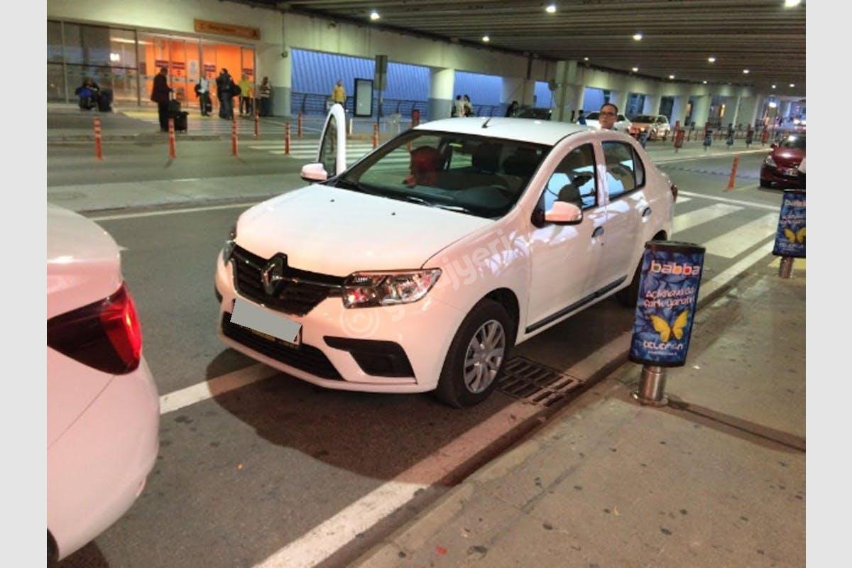 Renault Symbol Narlıdere Kiralık Araç 1. Fotoğraf