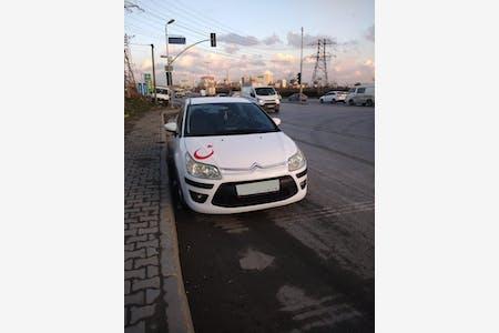 Kiralık Citroën C4 2011 , İstanbul Esenler