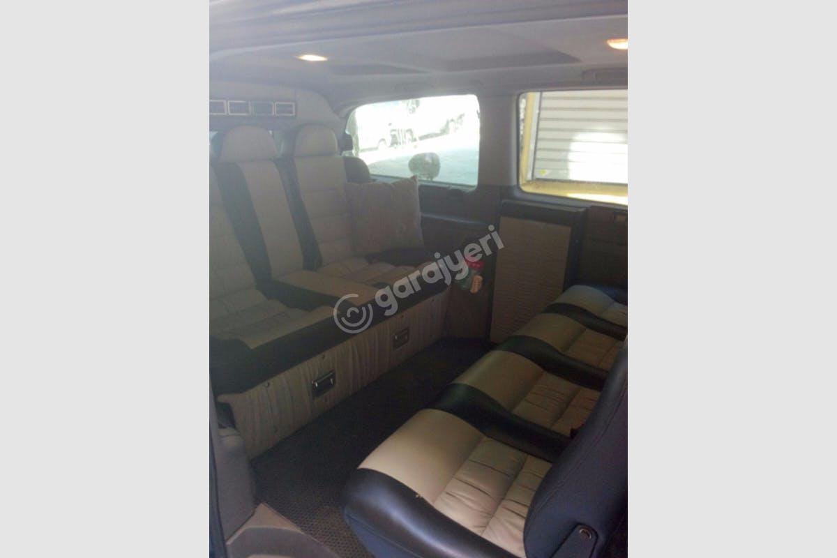 Mercedes - Benz Vito Zeytinburnu Kiralık Araç 5. Fotoğraf