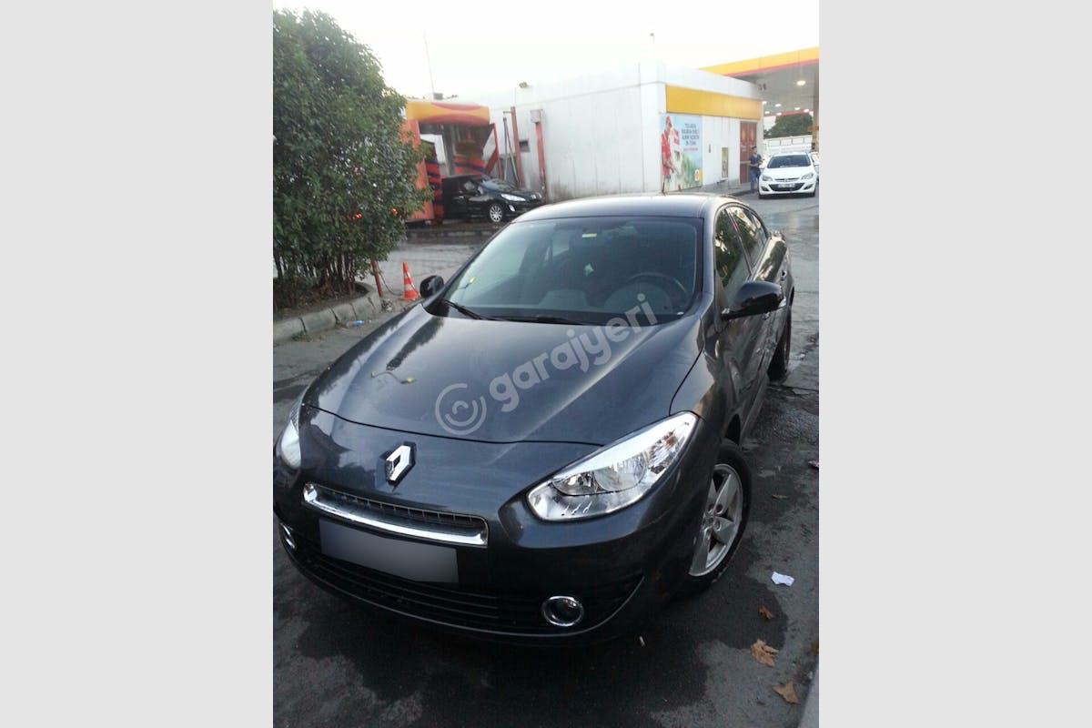 Renault Fluence Fatih Kiralık Araç 1. Fotoğraf